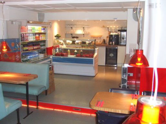 Woking Yum Yums Cafe Renovation