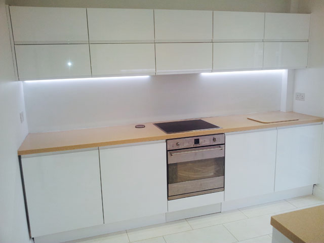 Hayward Construction Kitchen Corian Crowthorne