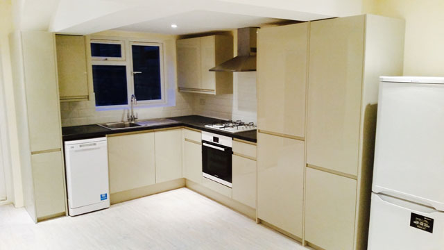 Hayward Construction Kitchen Shepherds Bush