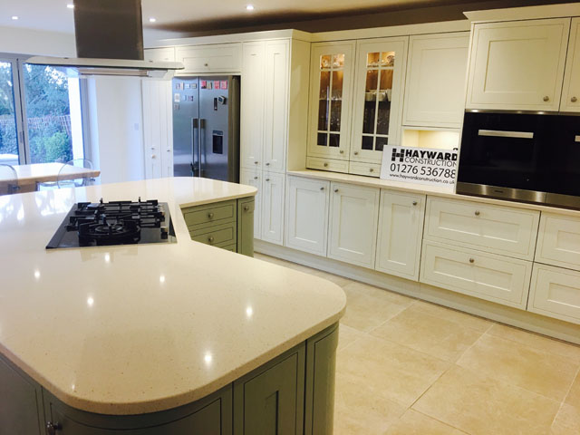 Virginia Water Kitchen