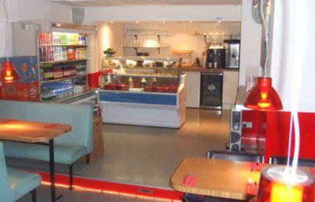 Woking Yum Yums Cafe Renovation