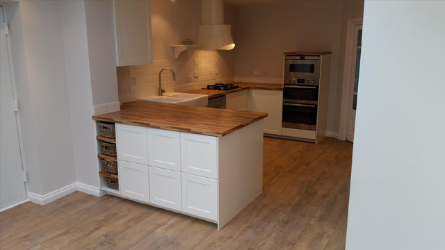 Hayward Construction Chiswick Kitchen