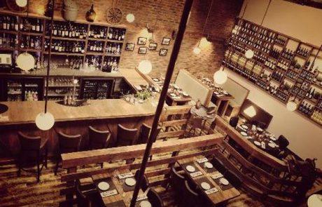 Chiswick Bar Area