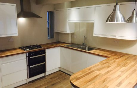 Hayward Construction Chiswick Kitchen