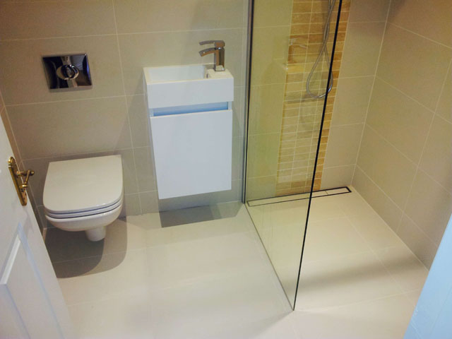 Hayward Construction Wetroom Crowthorne