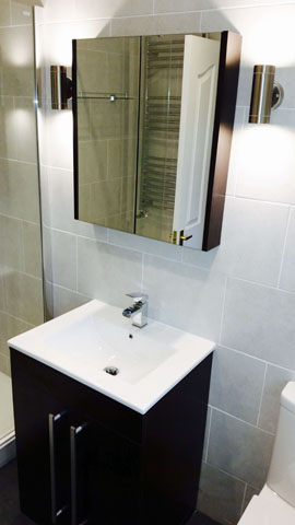 Hayward Construction Windlesham Bathroom