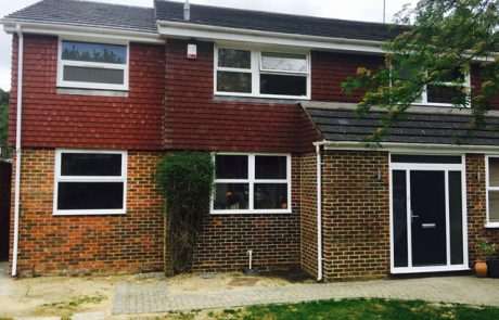 Hayward Construction Windlesham Extension Builder