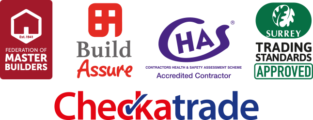 Hayward Construction Accreditations