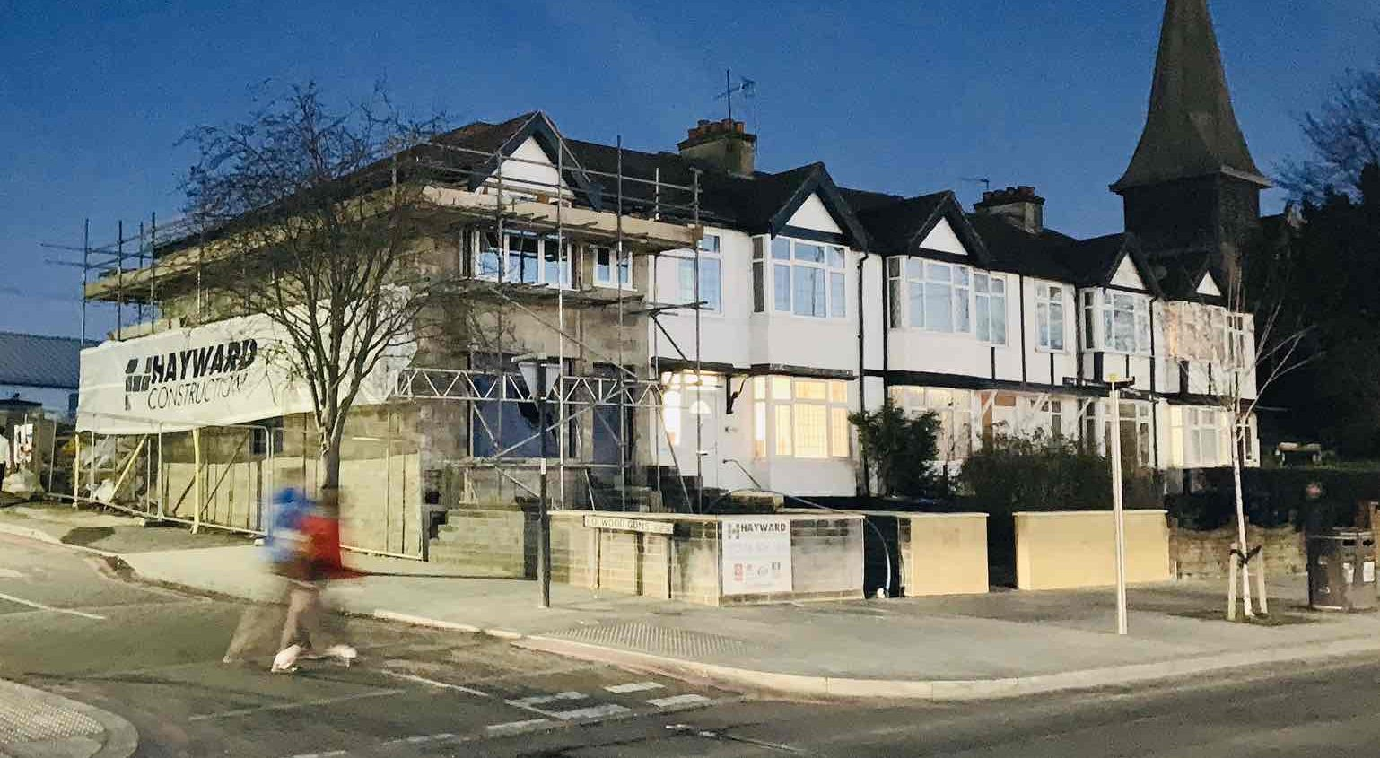 New Build Wimbledon