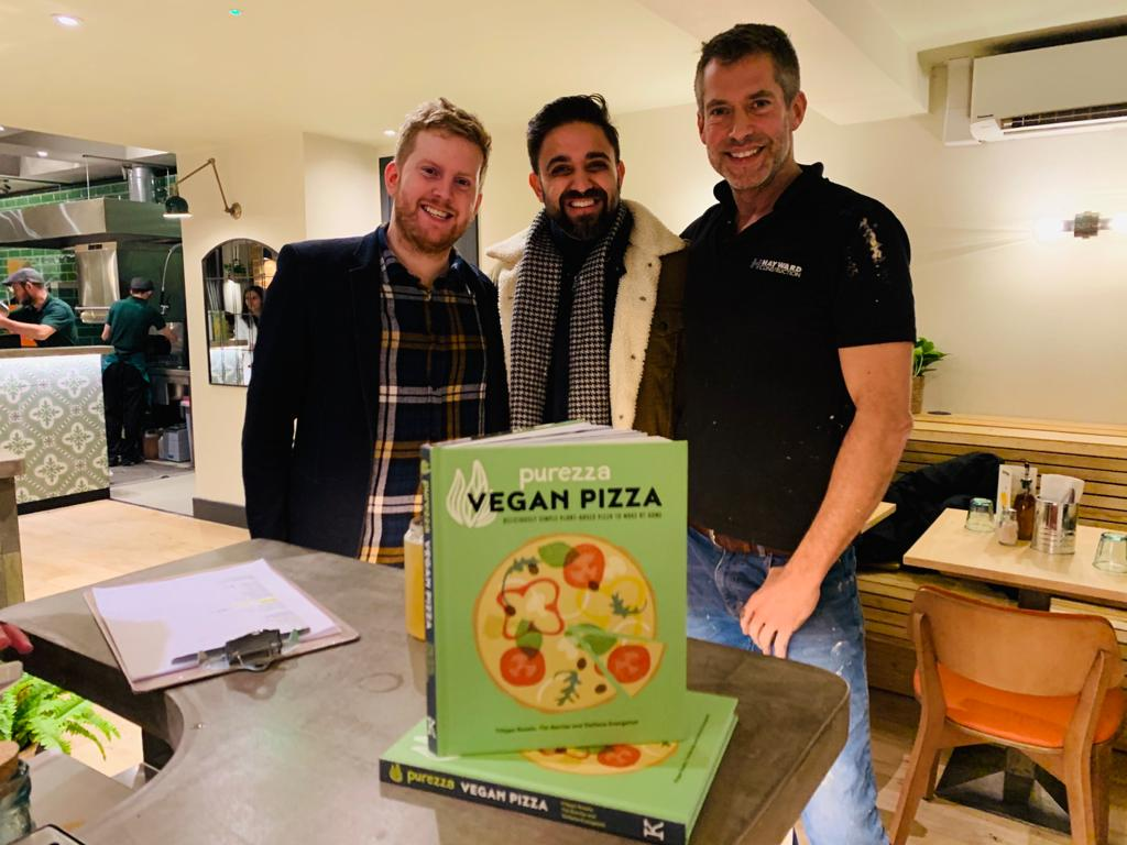 Restaurant Shop Fit Out Vegan Pizza Purezza